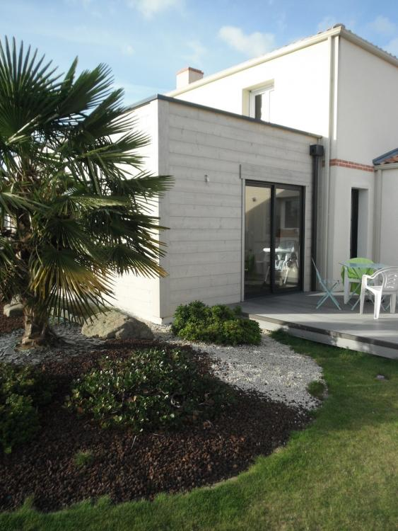 Extension maison (2010) - Boussay (44) |